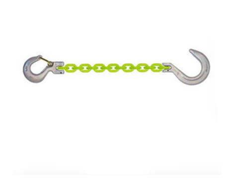 recovery chains for heavy duty recovery