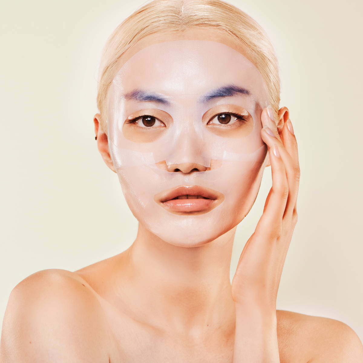 SPEND £100 AND RECEIVE A COMPLIMENTARY SINGLE ANTI BLEMISH BIO CELLULOSE FACIAL MASK