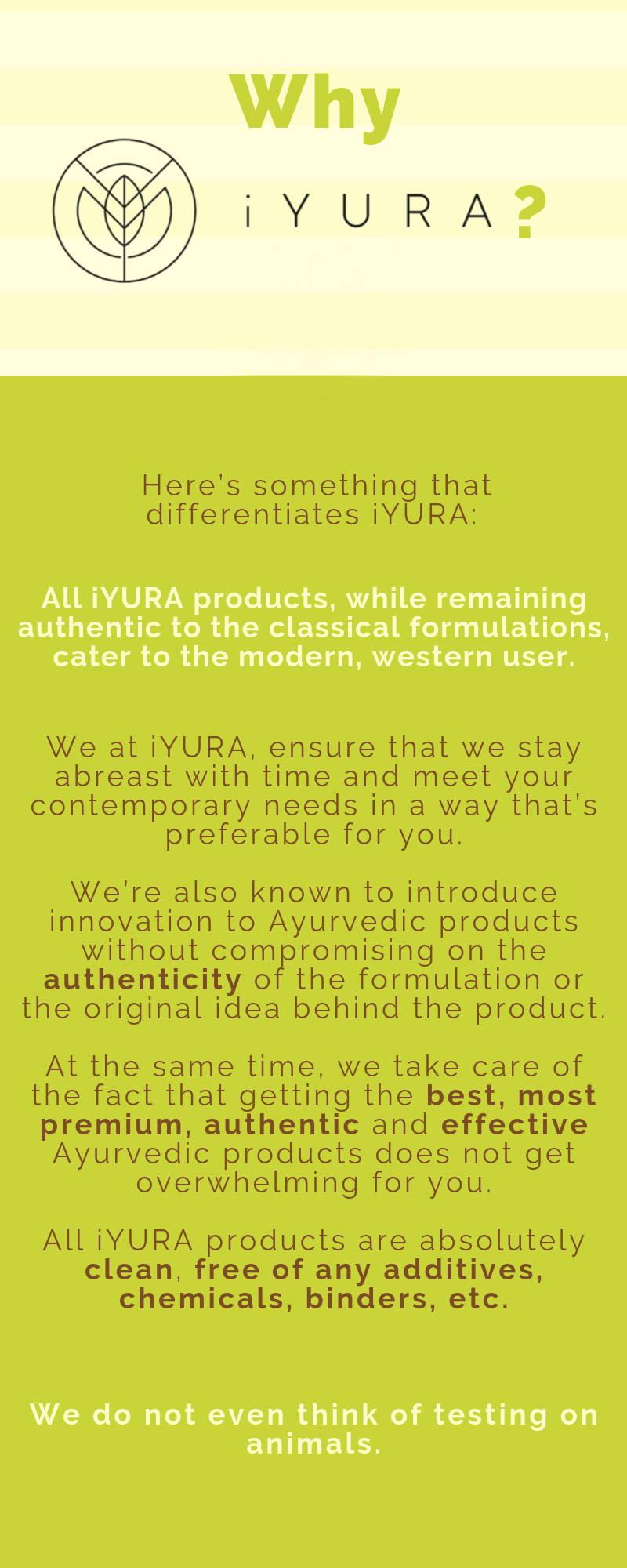 Why iYURA?