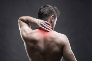 Recover From Back Pain, Man with Back Pain