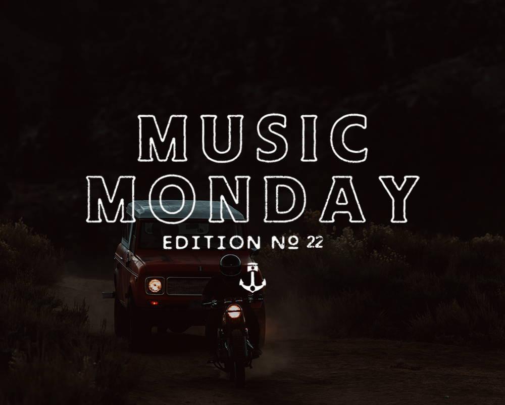 Iron & Resin Music Monday Edition No 21: Dusk Patrol