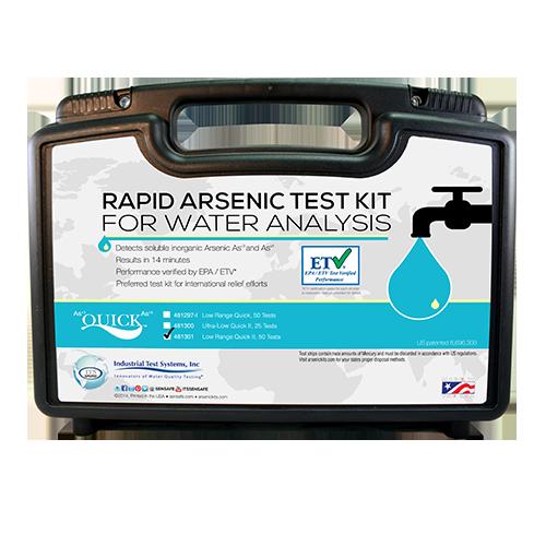 Quick™ Arsenic Low-Range II