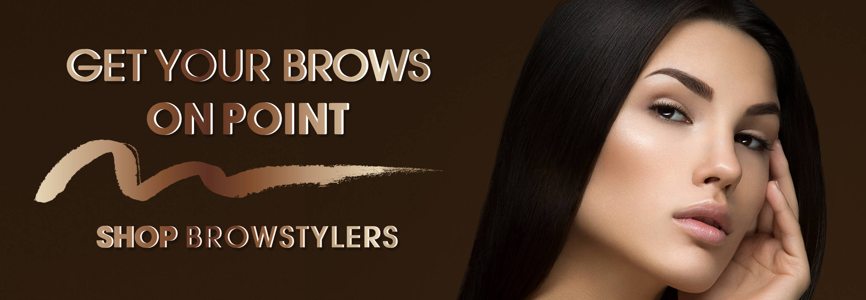 Nanacoco Professional Browstylers Eyebrow Products