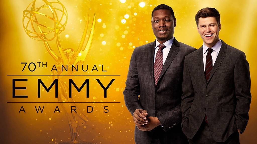 2018 Primetime Emmy Awards - DopeBoo.com Coverage