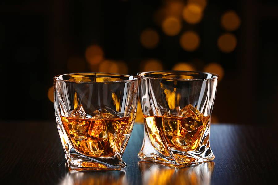 Whisky Sorten