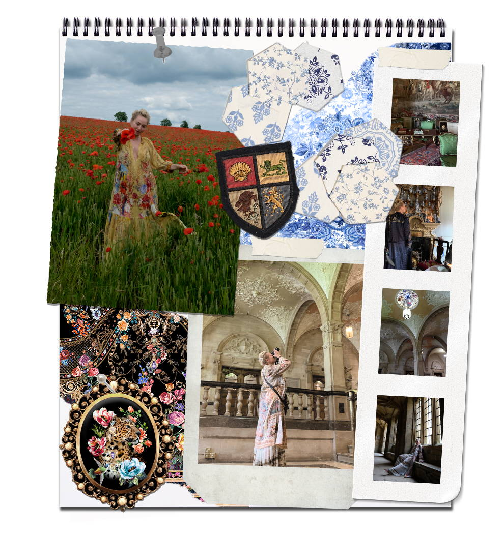 Travel Treasures, Inspiration and CAMILLA FRANKS travelling through cotswolds
