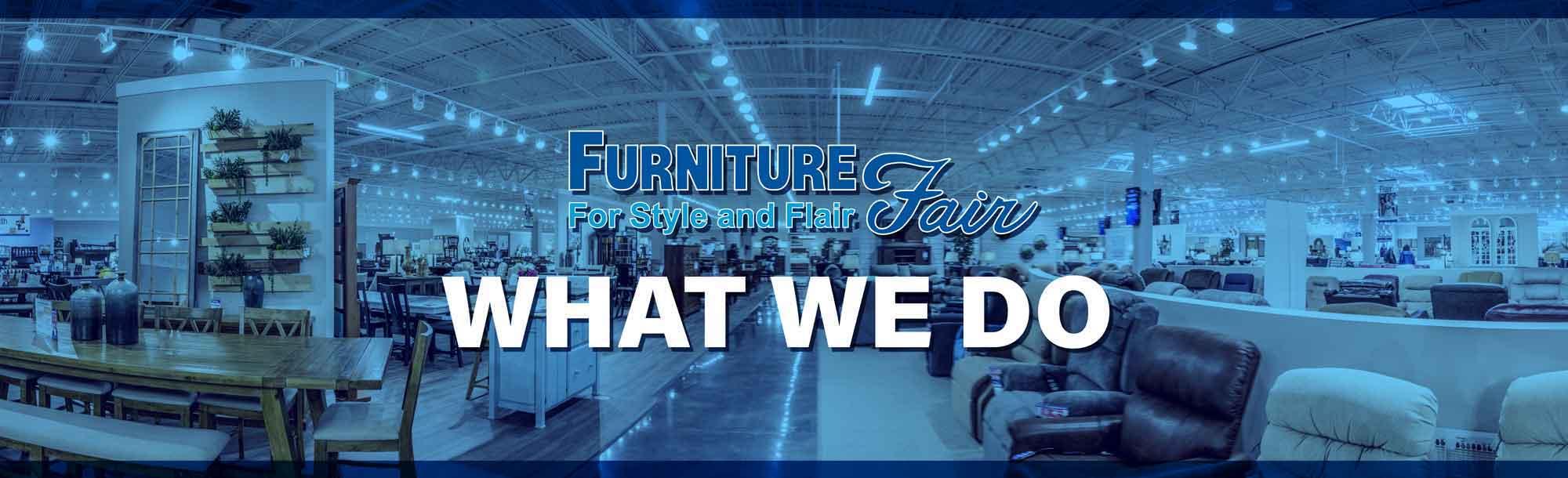 What Does Furniture Fair Do?
