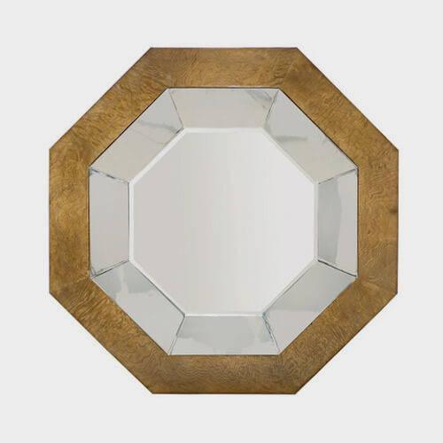 Bernhardt Soho Luxe Octagonal Mirror