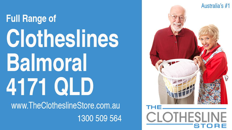 New Clotheslines in Balmoral Queensland 4171