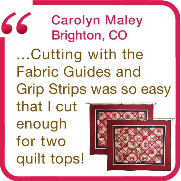 Perfect4Pattern Set by Guidelines4Quilting