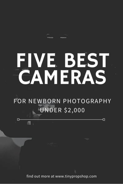 5 Best Cameras for Newborn Photography Under $2000