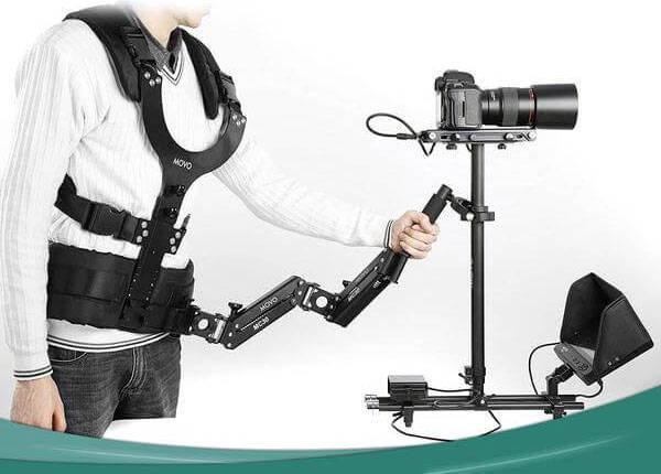 Steadycam Arm & Vest