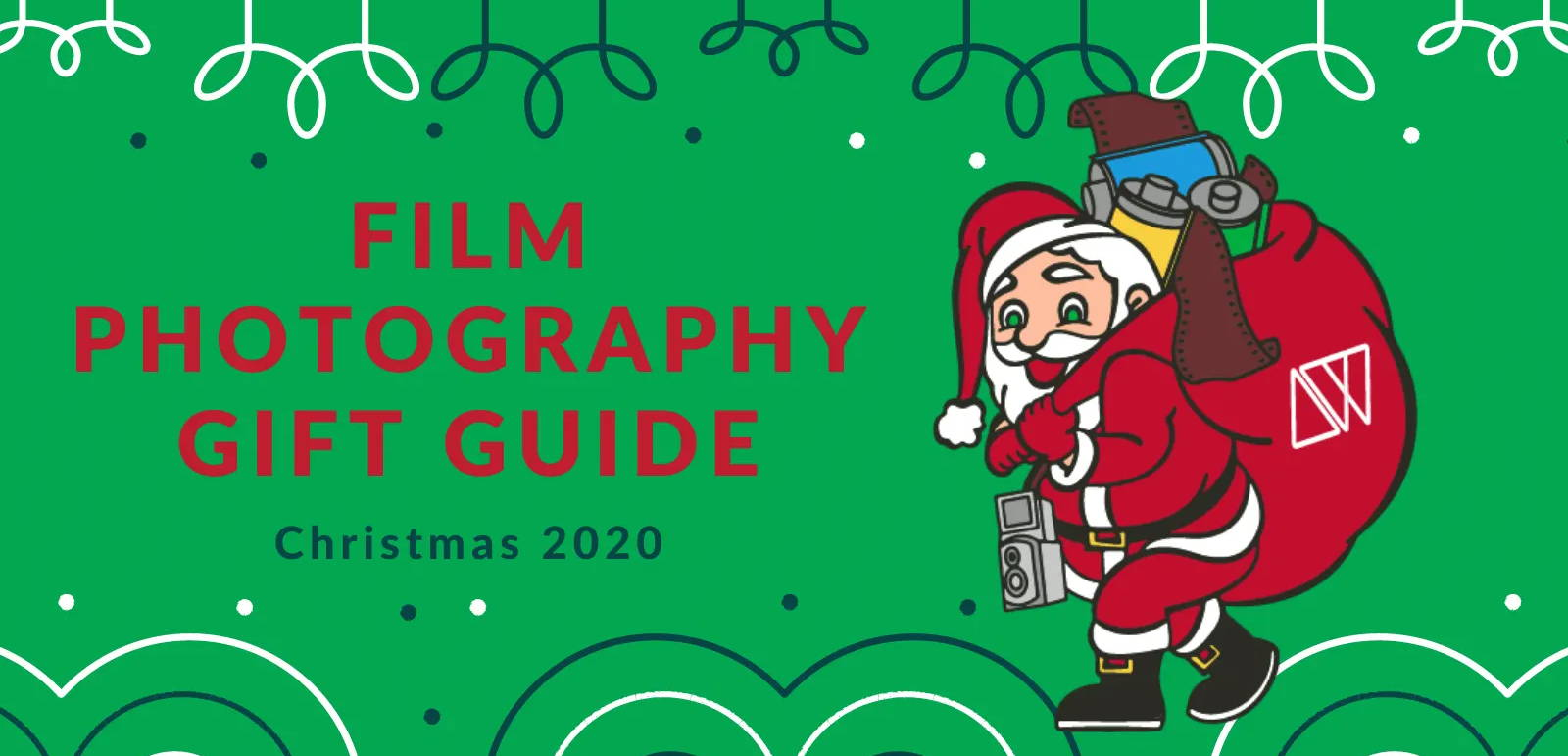 Christmas Gifts for Film Photographers: 2020