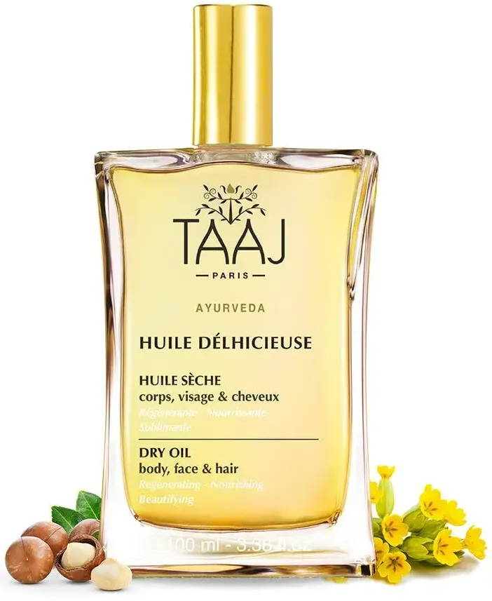 TAAJ Paris Delicious Oil moisturizing and protection