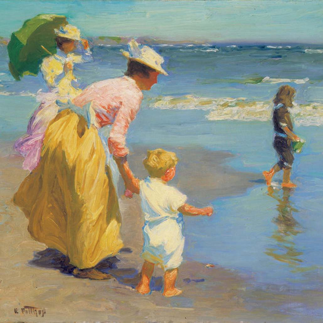 Edward Henry Potthast Art