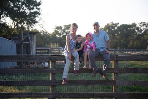 Shirttail Creek Farm Family