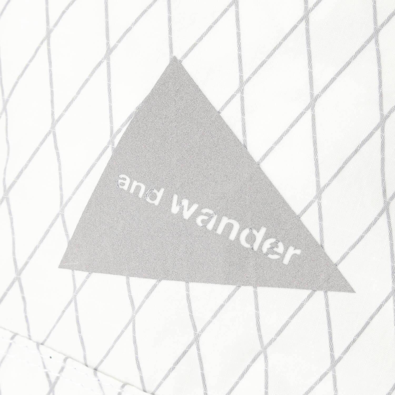 andwander(アンドワンダー)/エックスパック 30L バックパック/ブラック/UNISEX