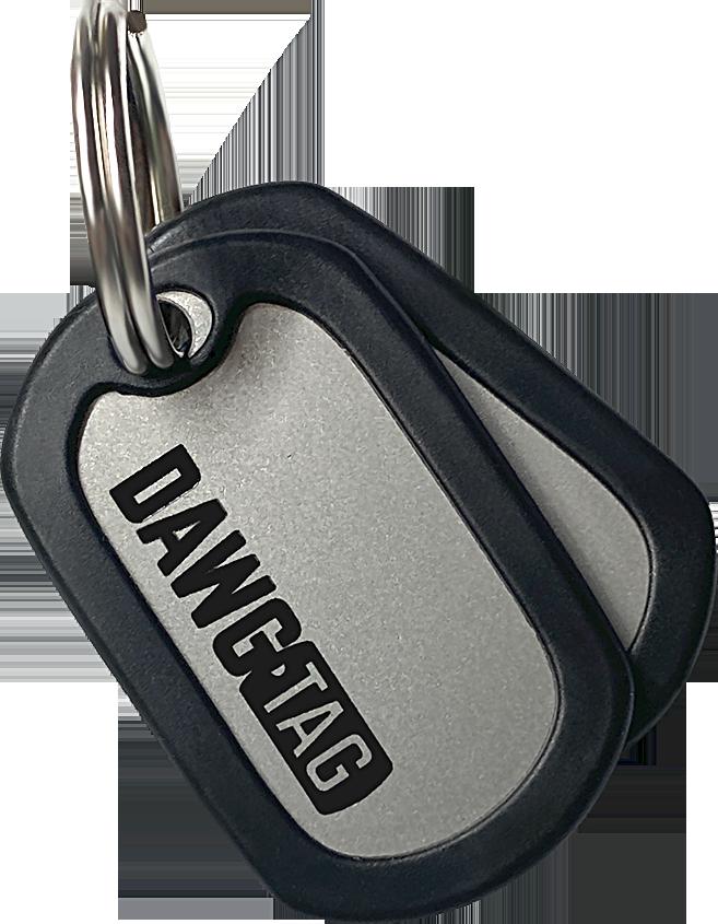 DawgTag Steel