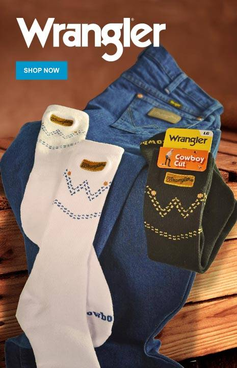 Wrangler Socks - Shop Now