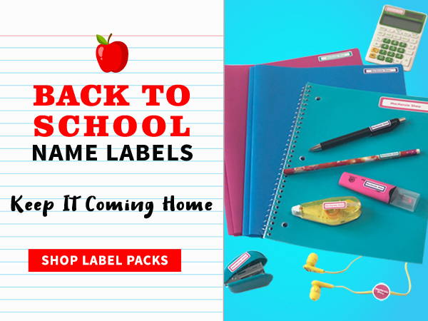 Kids Name Labels and Clothing Labels | Sticky Monkey Labels