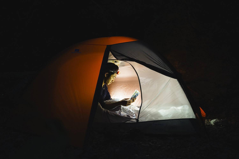 YAMAP STOREがサポート! はじめてのテント泊「実践編」