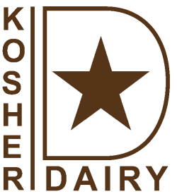 Kosher Dairy certification logo