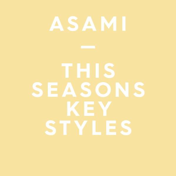 Key style items