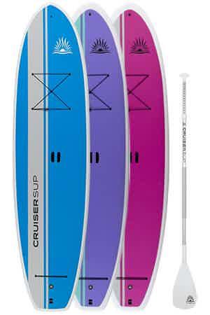 Cruiser SUP Dura-Maxx paddle board package
