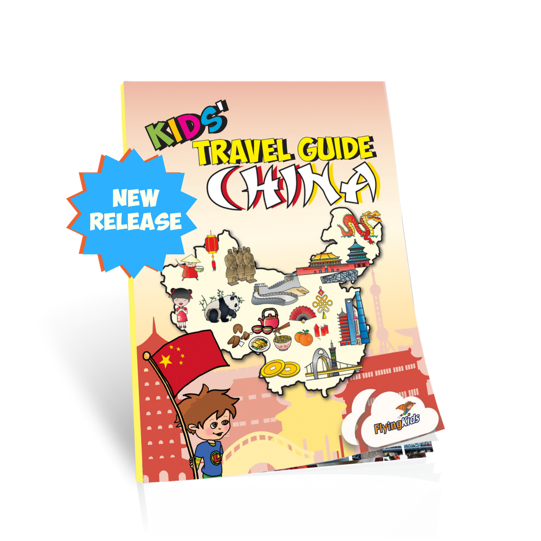 KIDS' travel guide china