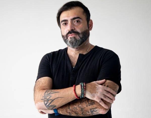 Relevé Voices Nasser Jaber Co-Founder The Migrant Kitchen Initiative