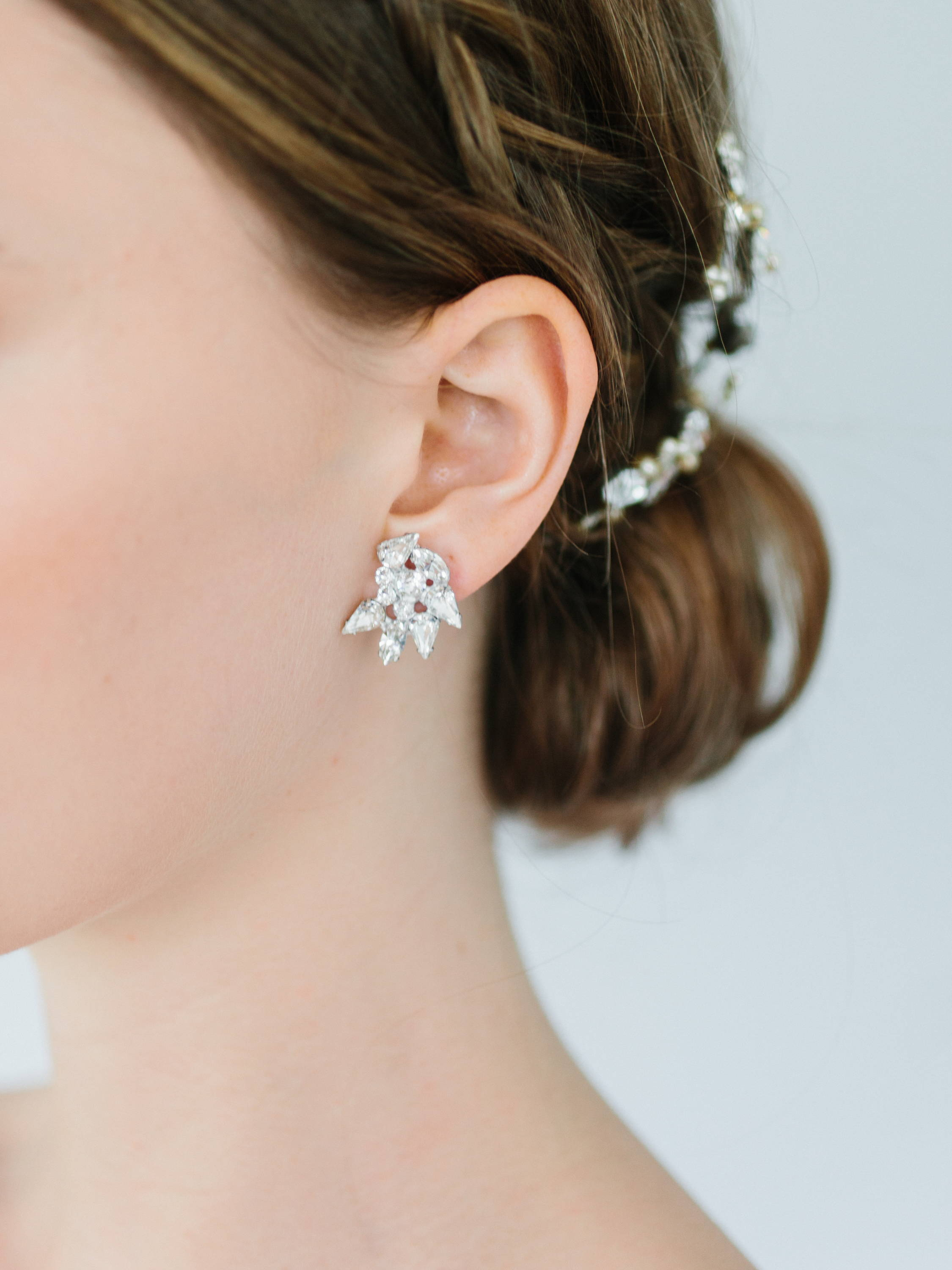 Ampersand Bridal Amalfi Earrings