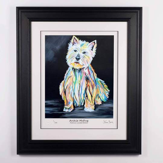 Steven Brown Animal Art