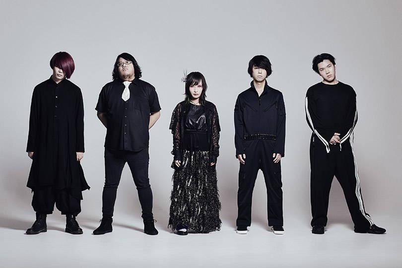 Lie and a Chameleon band. 嘘とカメレオン JPU Records