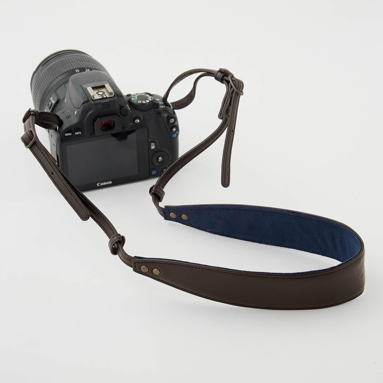 ビジネスレザーファクトリーコラボカメラストラップ