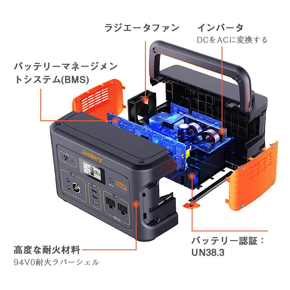 大 容量 バッテリー ポータブル