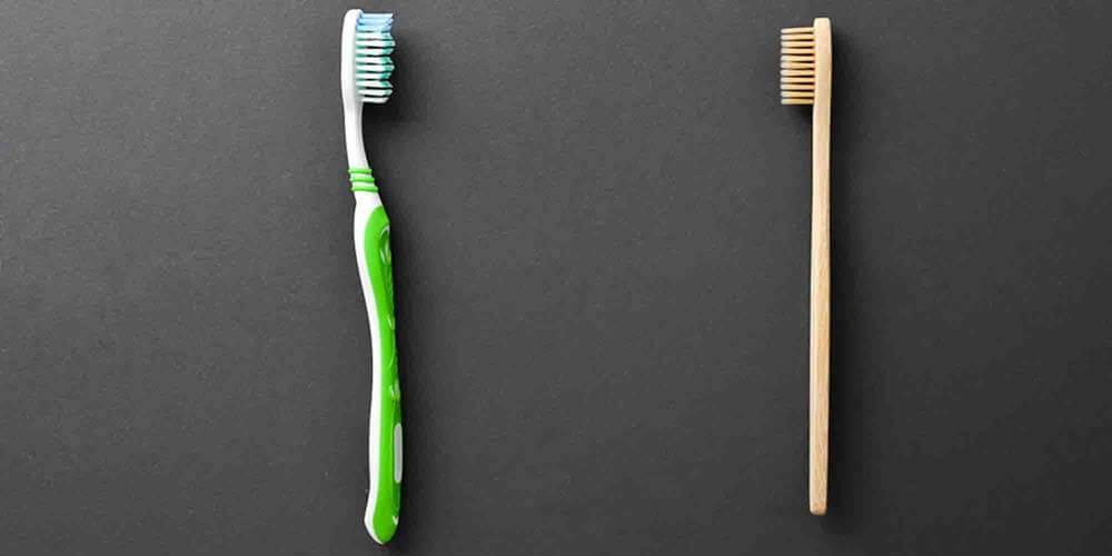 Guide de la brosse à dents en bambou