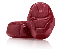 Image Of Wellkid Ironman Multi Vitamin Soft Jellies