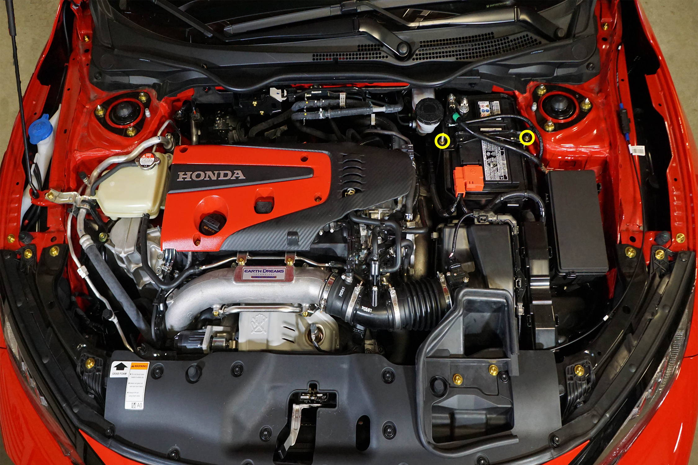 All Of Our Engine Bay Kits Come With Detailed Instructions Making Installation Quick And Easy