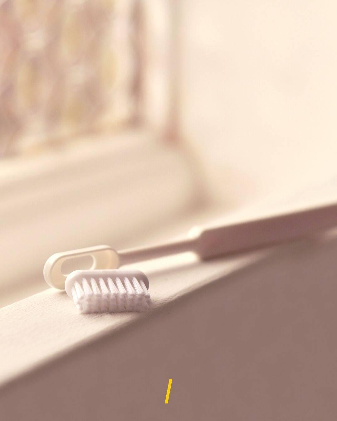 brosse à dents à tête interchangeable