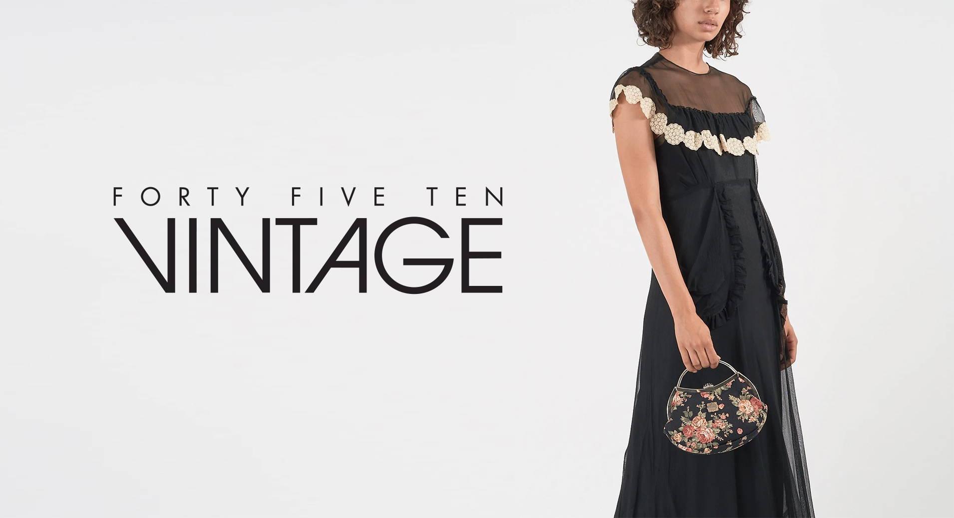 Shop Vintage Apparel. Handbags & More