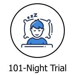 Tender sleep mattress 101 night trial