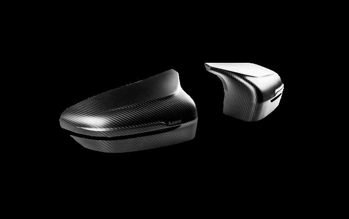 Akrapovic BMW F90 M5 Carbon Fiber Mirror Covers