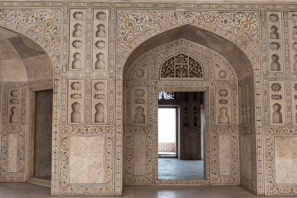 Travelbay India Tours - Customer Reviews - Simon & Gina in India - Agra Fort