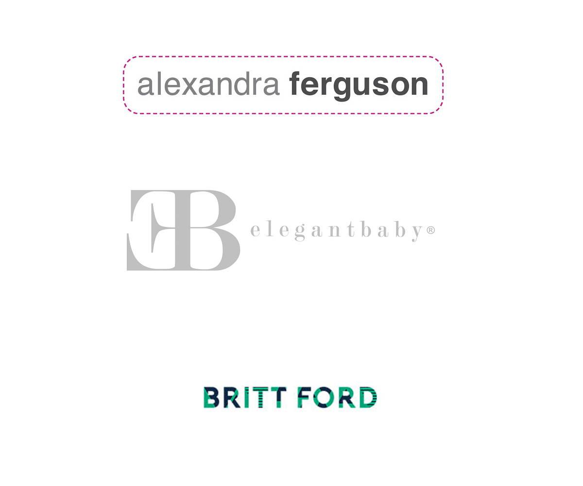Elegant baby, Alexandra Ferguson