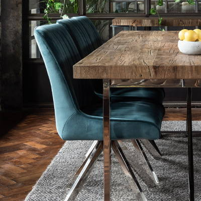 Primrose Hill Reclaimed Dining Tables