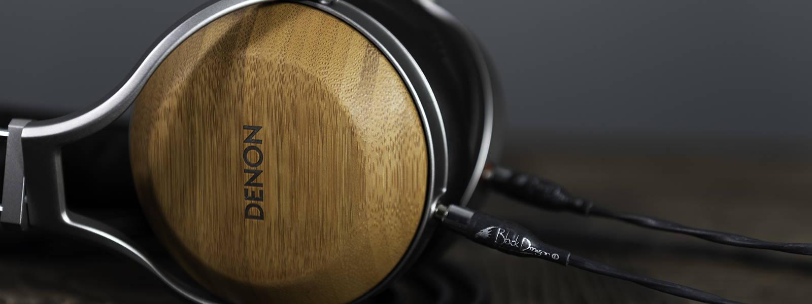 Denon 9200 with Black Dragon Cable