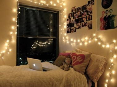 University Bedroom Ideas How To Decorate Your Dorm Room With Fairy Li Lights4fun Co Uk