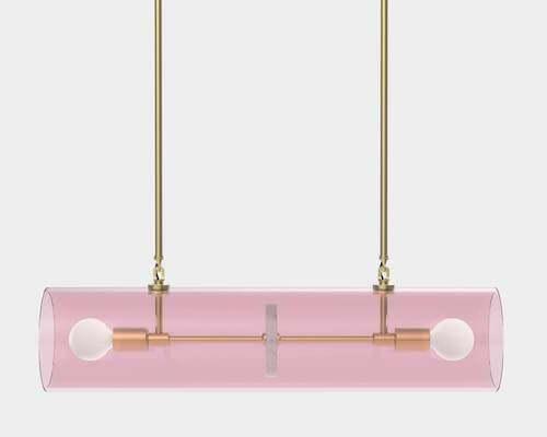 Iacoli & McAllister Nunki 4 Linear Pendant