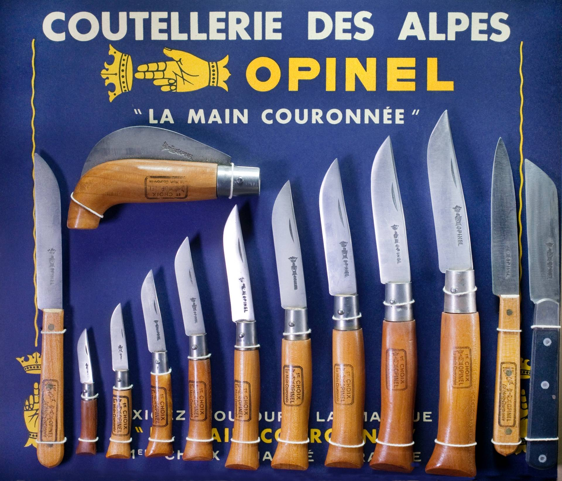 Dating opinel knives
