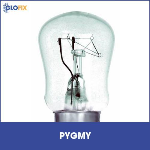 Pygmy light bulb collection